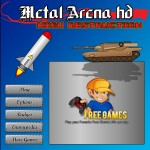 Metal Arena HD Screenshot