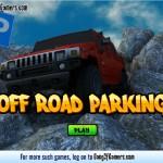 Offroad Parking Screenshot