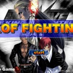 KOF Fighting Screenshot