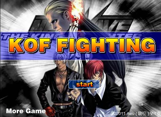 kof fighters hacked