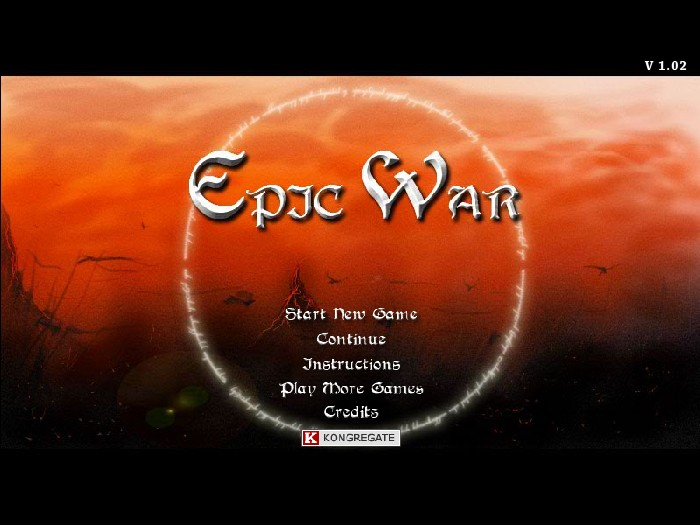 Epic war 1 hacked cheats hacked free games