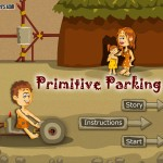 Primitive Parking Screenshot