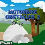 Motorbike Obstacles 2 Screenshot