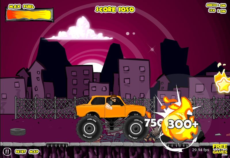 Cheats For Monster Truck Demolisher