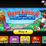 Papa Louie 2: When Burgers Attack! Screenshot