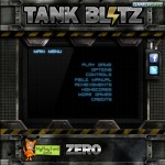 Tank Blitz Zero Screenshot