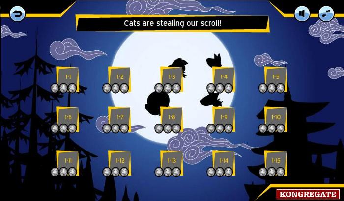Ninja Dogs  Hacked