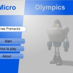 Micro Olympics Screenshot