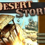 Desert Storm Screenshot