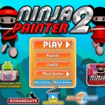 Ninja Painter 2 Screenshot