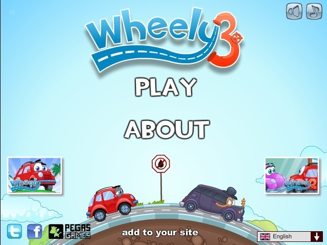 Car Driving Games >> Wheely 3 Hacked (Cheats) - Hacked Free Games