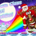 Santa Claus Go Go Go Screenshot