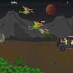 Jurassic Escape Screenshot
