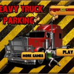 Heavy Truck Parking Screenshot