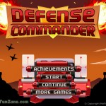 Defense Commander Screenshot