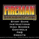 Fire Man - Incoming Storm Screenshot