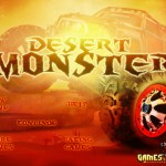 Desert Monster Screenshot