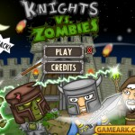 Knights vs Zombies Screenshot