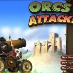 Orcs Attack Screenshot
