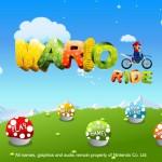 Mario Ride Screenshot