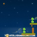 Angry Birds Space Flash Screenshot