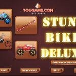 Stunt Bike Rush 2: Deluxe Screenshot