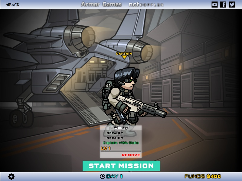 play game strike force heroes 3 hacked