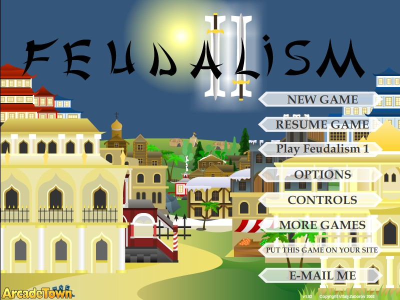 Feudalism 2 hacked cheats hacked free games