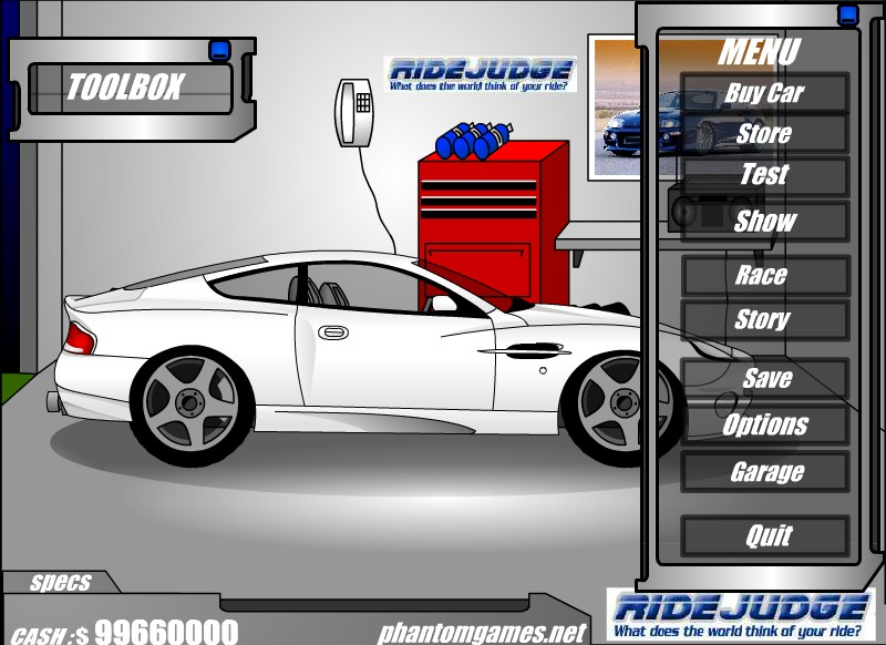 Drag Racer Hacked (Cheats) - Hacked Free Games