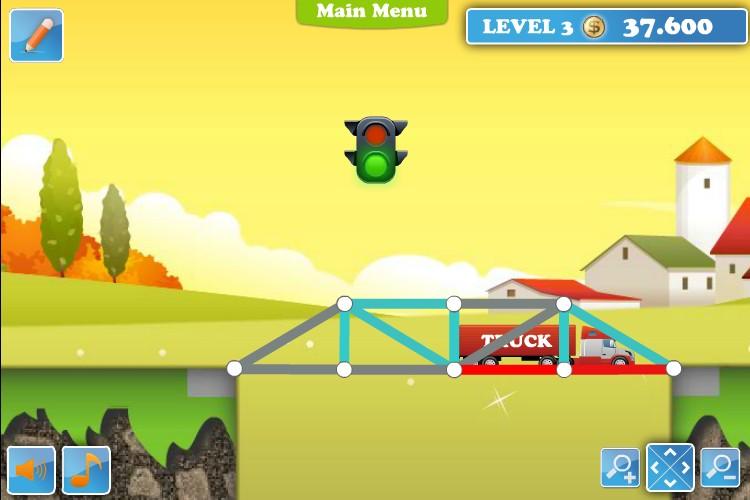 bridge builder online game
