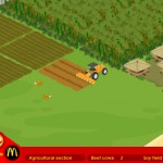 McDonalds Video Game Screenshot