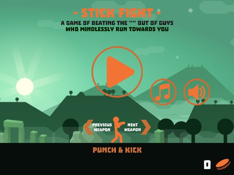 Stickman Fight Online