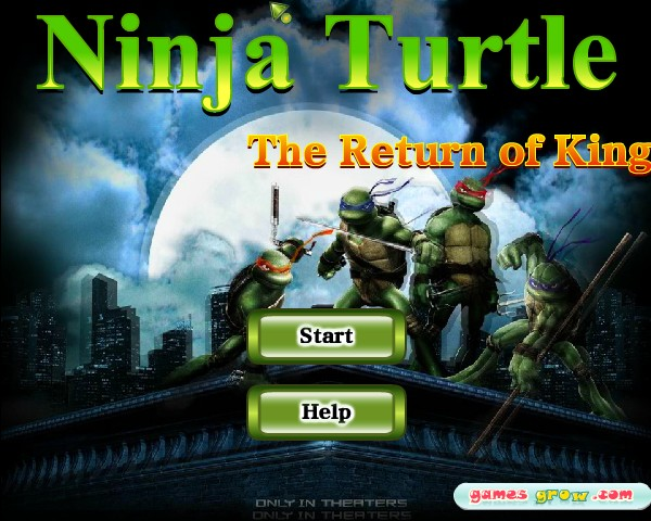 ninja turtles the return of king hacked cheats
