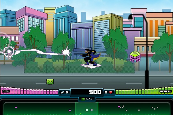 Static Shock Hacked (Cheats) - Hacked Free Games