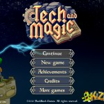 Tech and Magic Screenshot