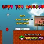 Save The Balloon Screenshot