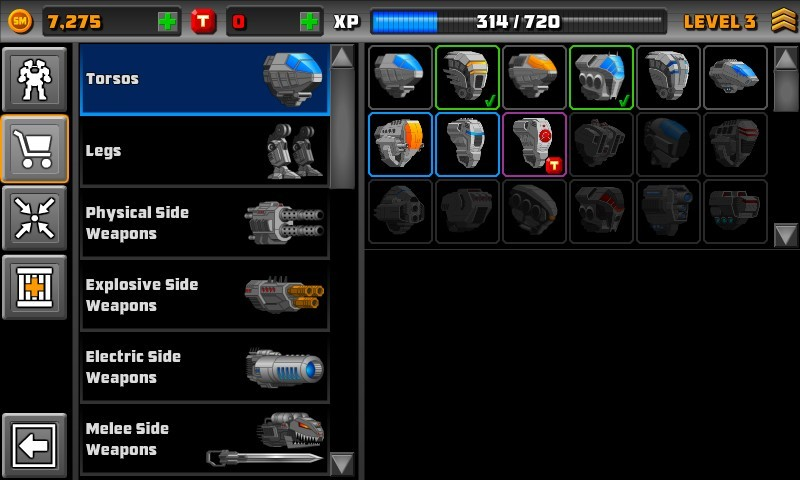 SuperMechs Hacked (Cheats) - Hacked Free Games