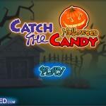 Catch the Candy Halloween Screenshot