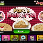 Papa's Bakeria Screenshot