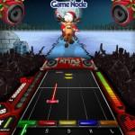 Santa Rockstar: Metal Xmas 3 Screenshot