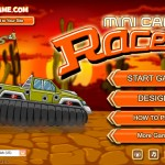 Mini Car Racer Screenshot
