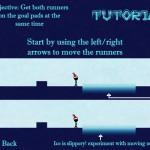 Mirror Runners 2: Ice Runners Screenshot