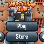 Angry Gran Run Screenshot