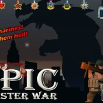 Epic Monster War Screenshot