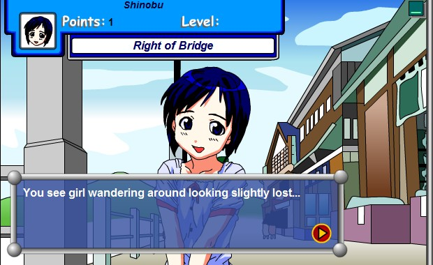 Dating sim