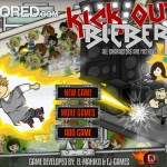 Kick out Bieber 2 Screenshot