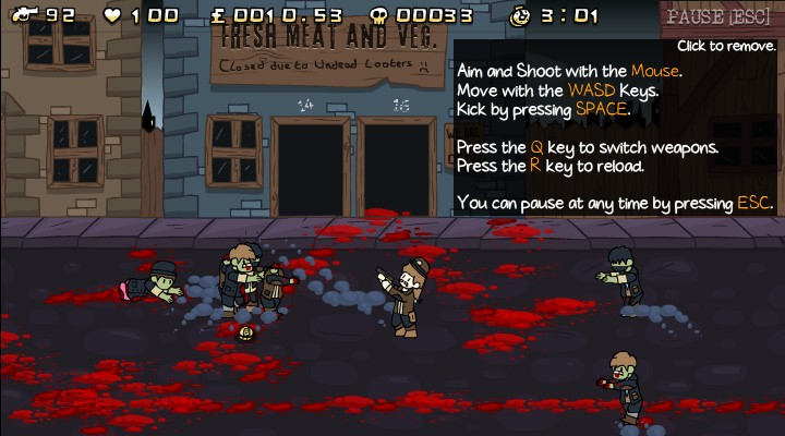 ruperts zombie diary hacked cheats hacked free games