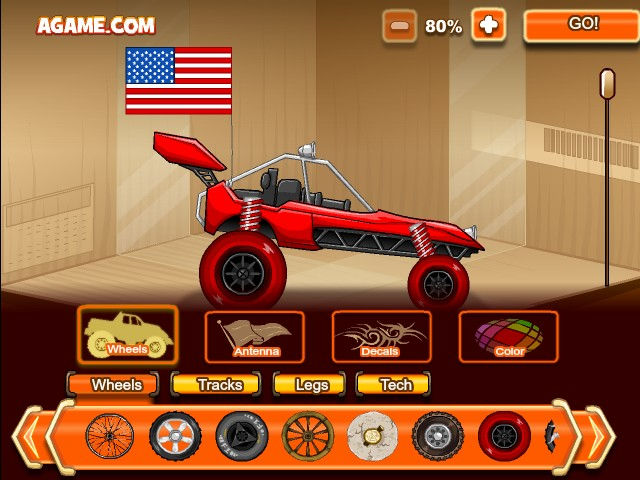mini car racer