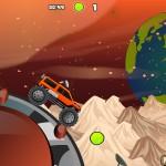 Moon Offroad Race Screenshot