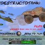 IndestructoTank Screenshot